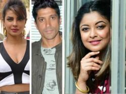 Priyanka Chopra Farhan Akhtar Other Bollywood Celebs Suppor