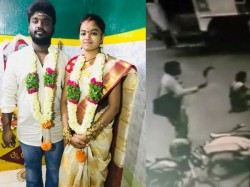 Newly Wed Couple Brutally Attacked His Father Who Chopped O