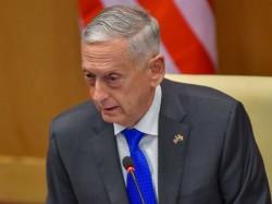Us Secretary Defense James Mattis Praised Former Prime Minis