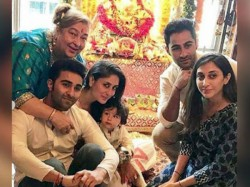 Kareena Kapoor Taimur S Pic From The Celebrations Is The Cut