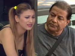 Bigg Boss 12 Anup Jalota Breaks Up With Girlfriend Jasleen