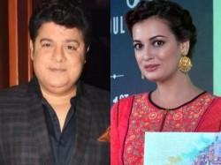 Metoo Actress Dia Mirza Says She Knew Sajid Khan Was Extre