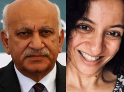 Mj Akbar Hires 97 Lawyers Against Journalist Priya Ramani Fi