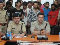 Ujjain Police Arrested Facebook Gang