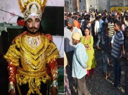 Dalbir Singh Played Role Ravan During Dussehra Saved Several Lives