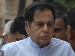 Dilip Kumar Admit Mumbai Hospital Due Pneumonia