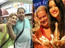 Have Look Bigg Boss 12 Anup Jalota Outside House With Mahara