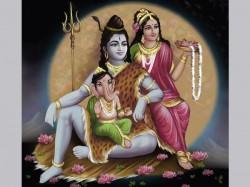 Lord Shiva Became Crocodile Test Parvati Love