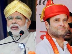 Bjp Make Electoral Battle Rajasthan Modi Verses Rahul Gandhi