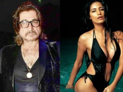 Shakti Kapoor Bold Scene With Actress Poonam Pandey