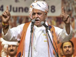 Pravin Togadia Will Starts Ayodhya Kooch From 21 October From Lucknow