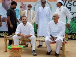 Congress Leader Salman Khurshid Says Difficult Congress Come