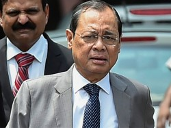 Ranjan Gogoi Will Take Oath As 46th Cji