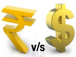 Rupee Gained 24 Paise 74 15 Against The Dollar