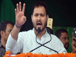 Spy Snoop India Is The Only Successful Scheme Pm Modi Says Tejashwi Yadav