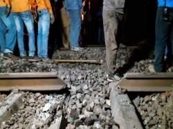 Amritsar Train Accident Pathankot Amritsar Dmu Train Driver