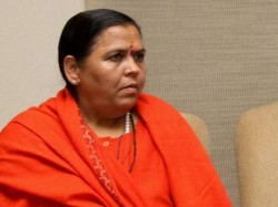 Uma Bharti Says After Ganga Clean Up Rivers Will Also Start For Me Too