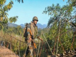 Chinese Soldiers Infiltrated Arunachal Sector India Army Se