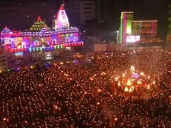 Navratri 2018 Mahanavmi Being Celebrated India See Picture