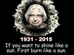 World Know That Dr Apj Abdul Kalam Was Not Married But He Sa