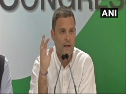 Rahul Gandhi Press Conference Over Rafale Deal Says Pm Modi