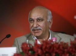 Metoo Mj Akbar Files Criminal Defamation Case Delhi S Patial