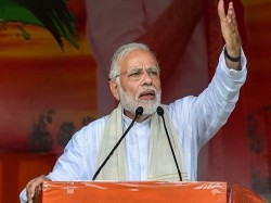 Minister Narendra Modi Is Set Focus On The Crucial State Ral