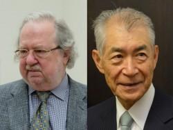 Nobel Prize For Medicine Won By Cancer Researchers James P Allison And Tasuku Honjo