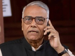 Yashwant Singh Attacks Modi Government Says Country Being M