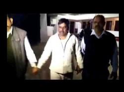 Anti Corruption Team Arrested Person Awaas Yojna Bribe Moradabad
