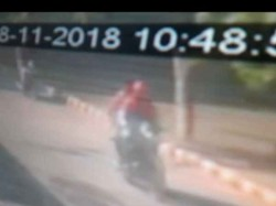 Two Motorcycle Borne Men Suspected Throwing Grenade At Religious