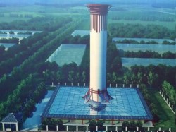 Delhi Must Learn From China To Tackle Pollution Whose Builds World Biggest Air Purifier Tower