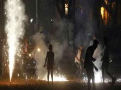 Diwali 690 Kg Crackers Seized Police Delhi Last Night 31 Arrested