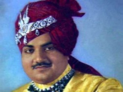 Rajasthan Jodhpur Maharaj Hanwant Singh Zubeida Begum Love Story