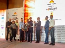 Exchange4media Influencer The Year Award Conferred Upon Virendra Gupta Umang Bedi