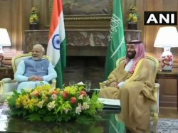 Pm Modi In Argentina For G 20 Summit Meets Saudi Arab Prince Mohammed