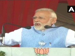 Pm Narendra Modi Addresses Public Meeting Alwar Rajasthan