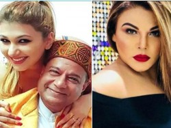 Bigg Boss 12 I Would Like Take Shower With Anup Jalota Ji Says Rakhi Sawant