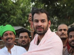 Tej Pratap Yadav Divorce Case Searching Peace In Mathura Said Please Leave Me Alone