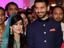 Divorce Aishwarya Rai Can Come Vrindavan Meet Husband Tej Pratap Yadav