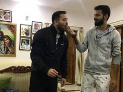 Tej Pratap Yadav In Delhi Celebrate Tejashwi S Birthday