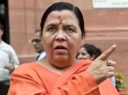 Bjp Doesn T Have Patent On Ram Mandir Uma Bharti Supports Uddhav Ayodhya Visit