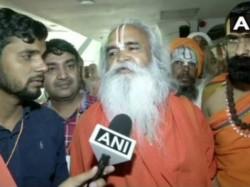 Construction Ram Temple Will Begin December Says Ram Vilas V