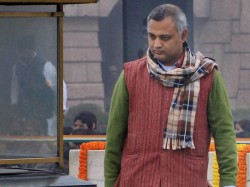 In Shocking Incident Aam Aadmi Party Mla Somnath Bharti Abu