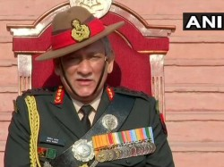 Bipin Rawat Says Pakistan Islamic State They Have First Develop Secular State