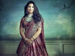 Isha Is An Indian Princess Sabyasachi Pre Wedding Puja