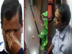 Attacker Sneaked Chilli Powder Past Security Target Arvind K