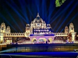 Latest Photos Taj Umaid Bhawan Jodhpur From Where Priyanka Nick Will Get Married