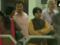 Trupti Desai Who Had Vowed Visit The Sabarimala Temple On N