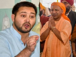 Rjd Leader Tejashwi Yadav Targets Up Cm Yogi Adityanath On His Statement On Hanuman
